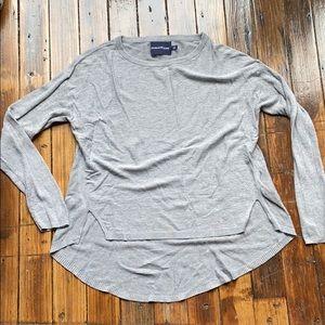 Calvin Klein light weight grey sweater